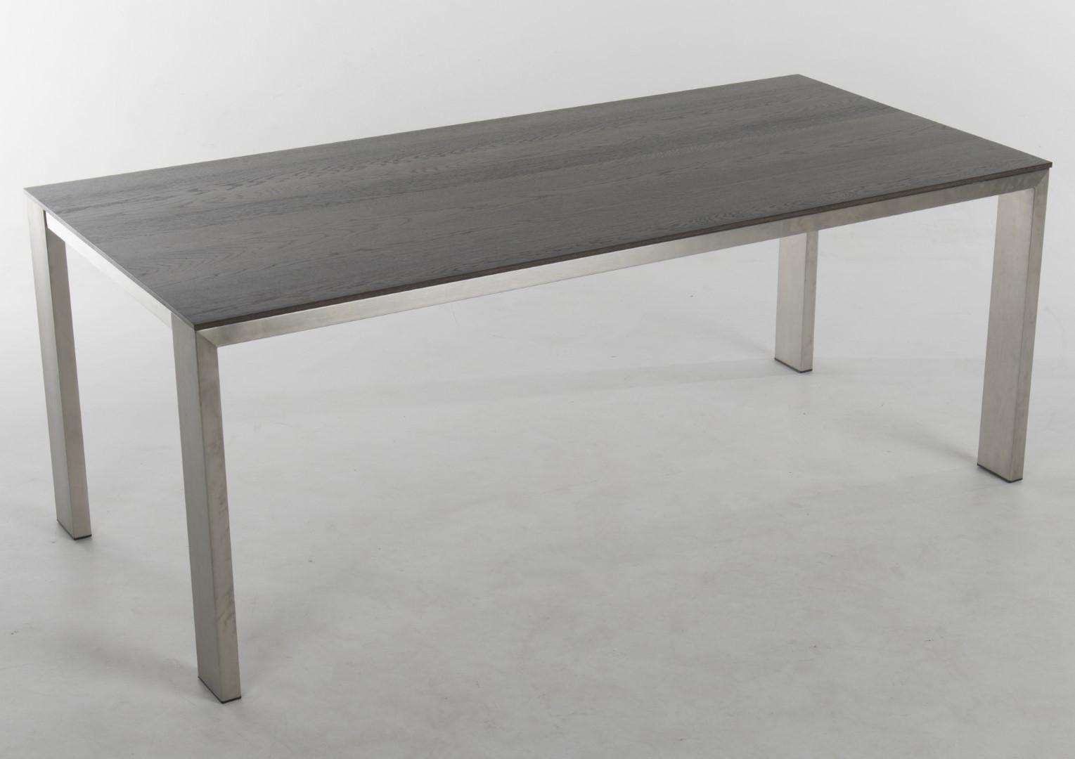 edge eettafel bert plantagie outlet. Black Bedroom Furniture Sets. Home Design Ideas